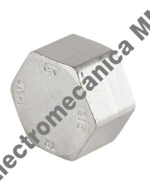Tapa Hexagonal 1 1/2″ – Genebre – Artículo 0300