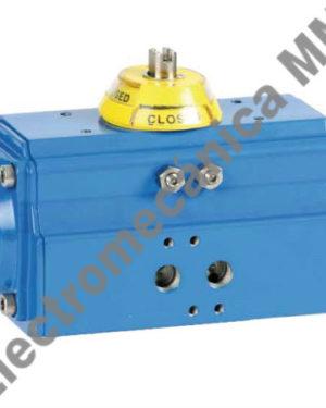 Actuador Neumático De Doble Efecto Con Indicador De Posición GNP 1280-F-14 – Genebre – Artículo 5800
