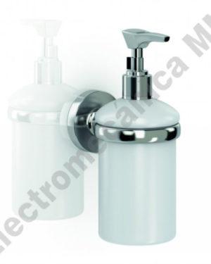 Dosificador de jabón Zinc – Genwec – Articulo GW05 05 05 02
